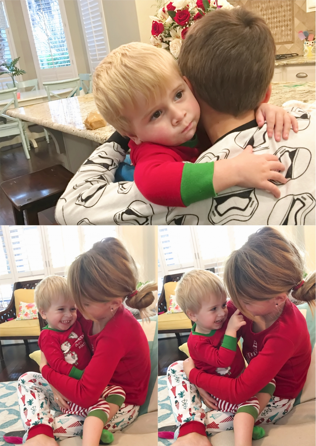 Keaton Hugs Jan 2017