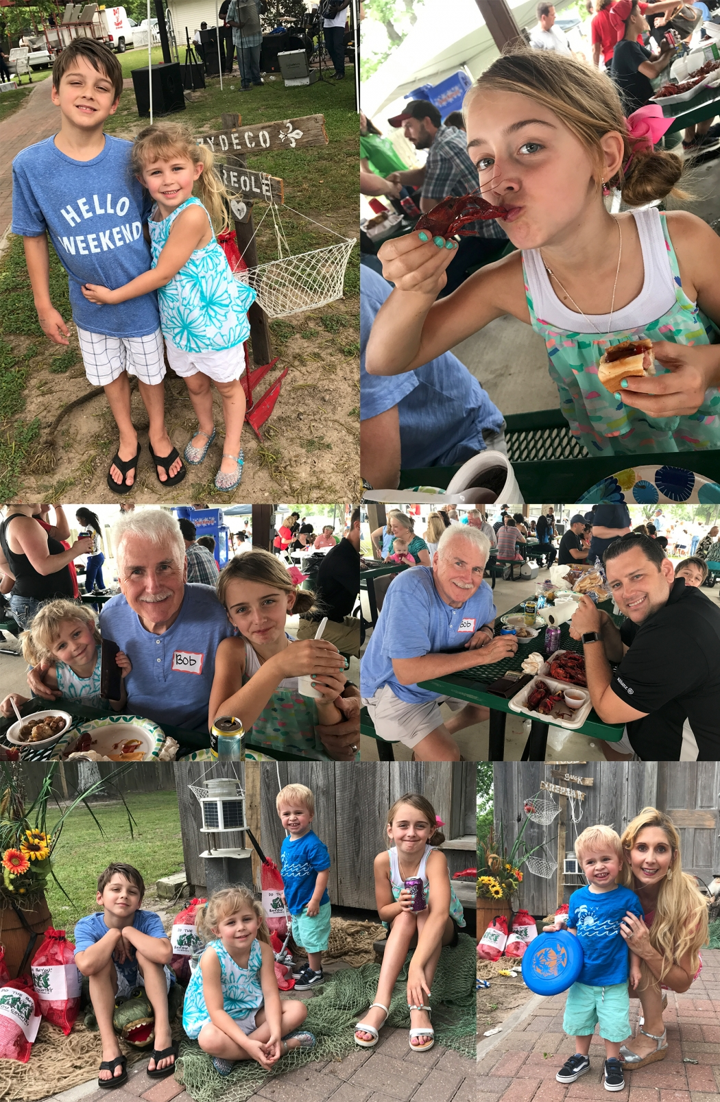 Crawfish Boil April 2017