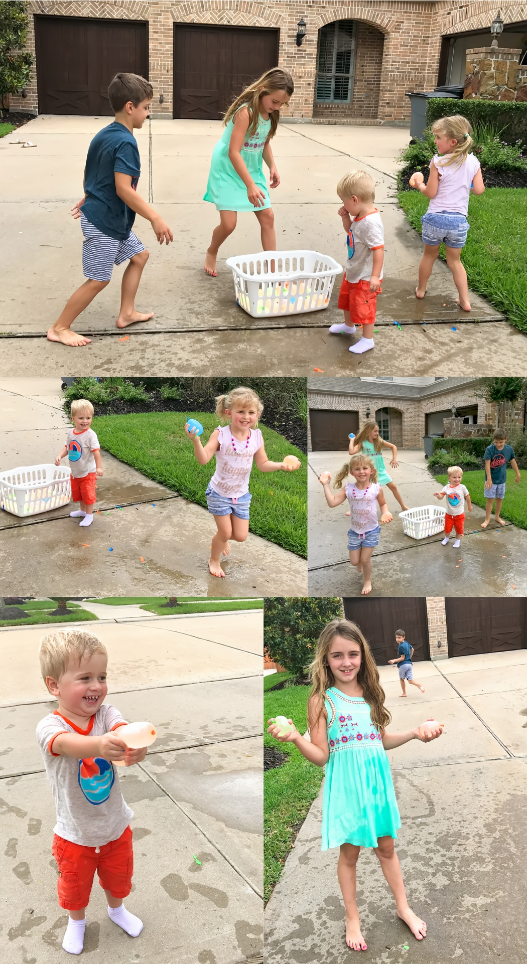 Water Fight May 2017